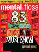 Mental Floss Magazine 11/1/2015