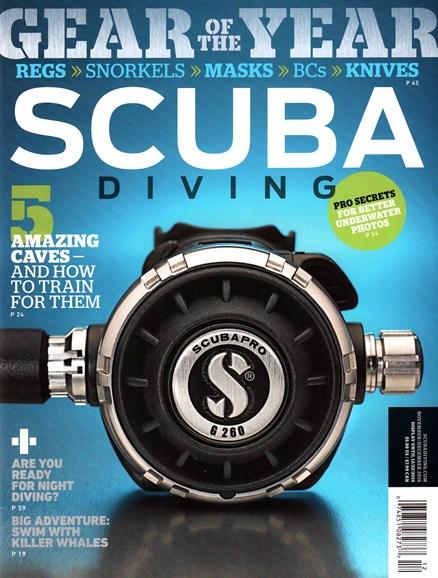 Scuba Diving Cover - 11/1/2015