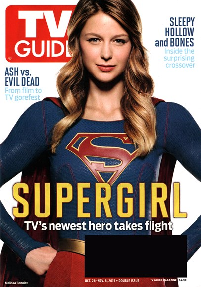 TV Guide Cover - 10/26/2015