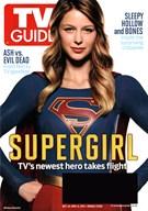 TV Guide Magazine 10/26/2015