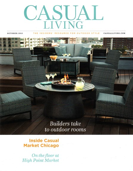 Casual Living Cover - 10/1/2015