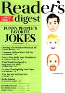 Reader's Digest Large Print 11/1/2015