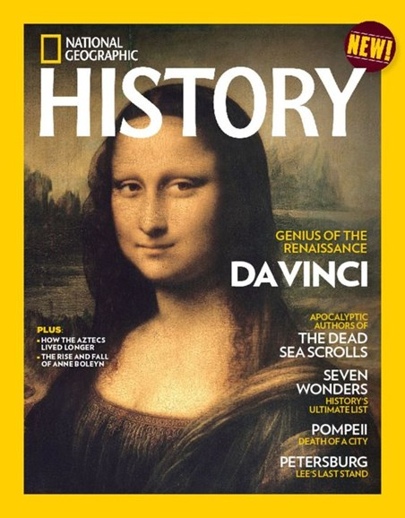 National Geographic History Cover - 4/1/2015