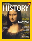National Geographic History 4/1/2015