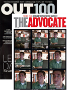 Out Advocate Magazine 12/1/2013