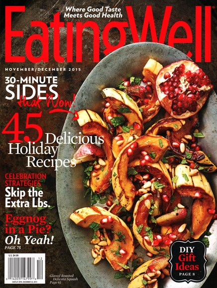 EatingWell Cover - 11/1/2015