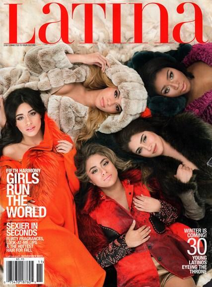 Latina Cover - 11/1/2015