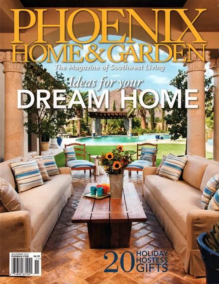 Phoenix Home & Garden Cover - 11/1/2015