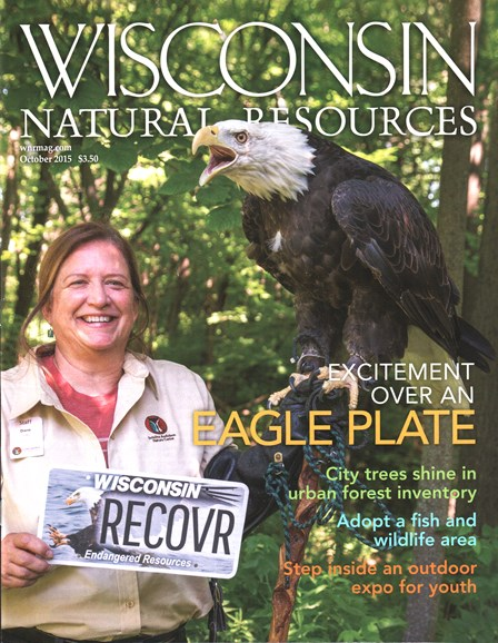 Wisconsin Natural Resources Cover - 10/1/2015