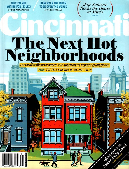 Cincinnati Cover - 11/1/2015