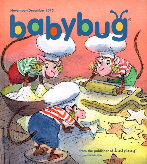 Babybug Cover - 11/1/2015
