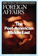Foreign Affairs Magazine 11/1/2015