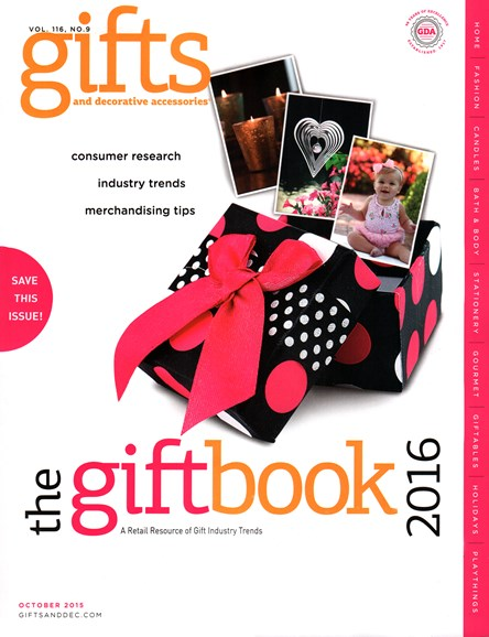 Gifts And Decorative Accessories Cover - 10/1/2015