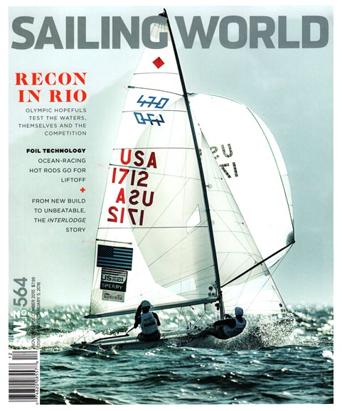 Sailing World Cover - 11/1/2015