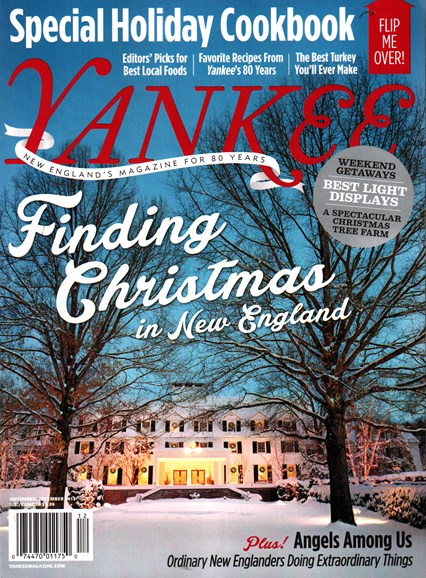 Yankee Cover - 11/1/2015