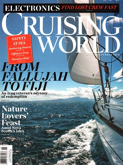 Cruising World Cover - 11/1/2015