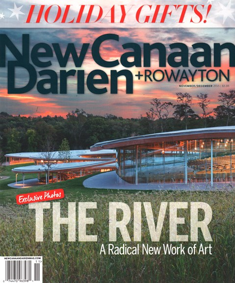 New Canaan-Darien Cover - 11/1/2015