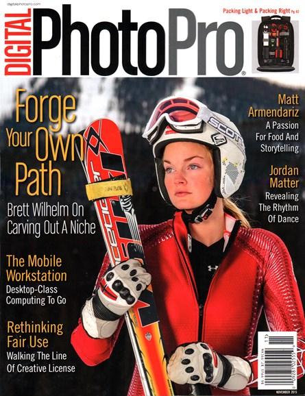 Digital Photo Pro Cover - 11/1/2015