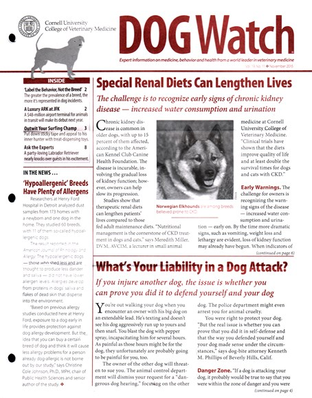 Dogwatch Cover - 11/1/2015