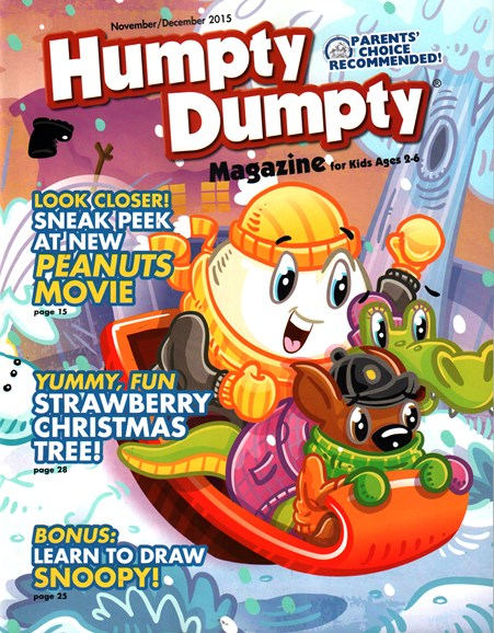 Humpty Dumpty Cover - 11/1/2015