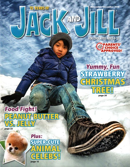 Jack And Jill Cover - 11/1/2015