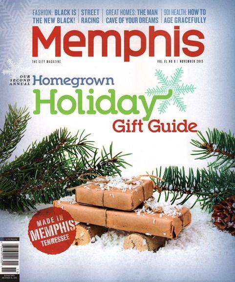 Memphis Cover - 11/1/2015