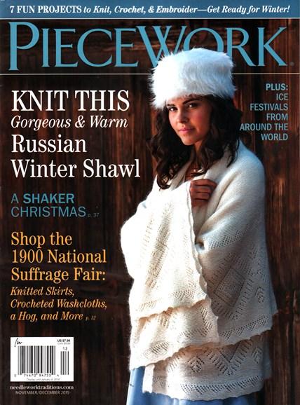 Piecework Cover - 11/1/2015