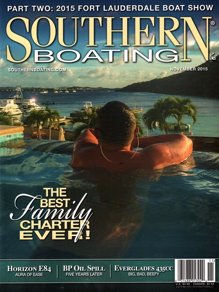 Southern Boating Cover - 11/1/2015