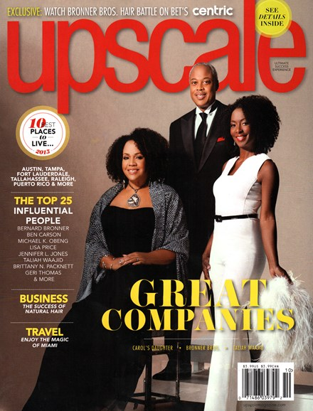 Upscale Cover - 10/1/2015