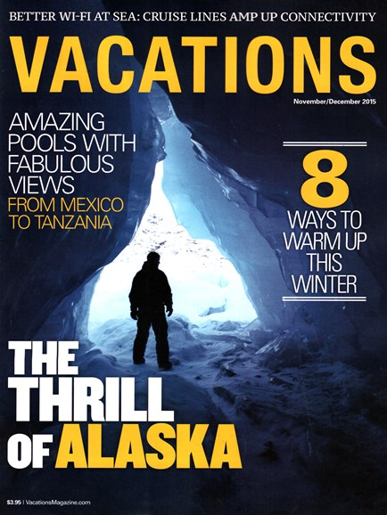 Vacations Cover - 11/1/2015