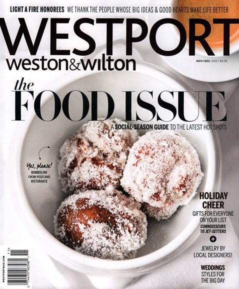 Westport Cover - 11/1/2015