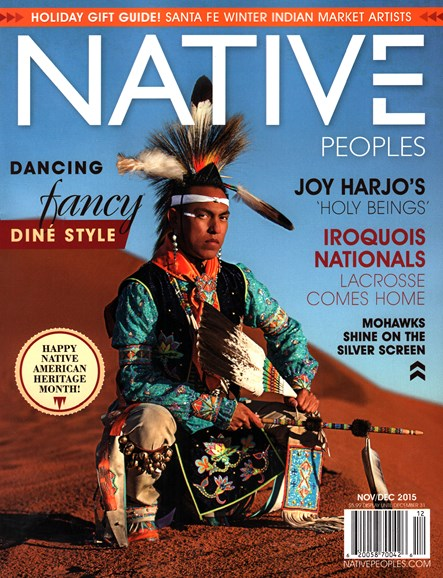Native Peoples Cover - 11/1/2015