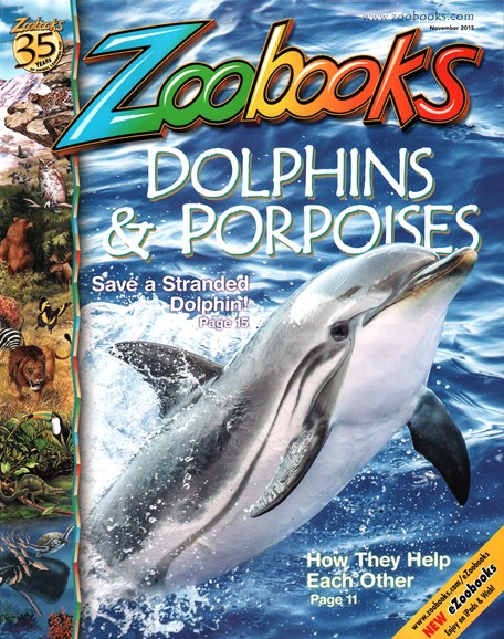 Zoobooks Cover - 10/1/2015