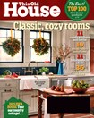 This Old House Magazine | 11/1/2015 Cover