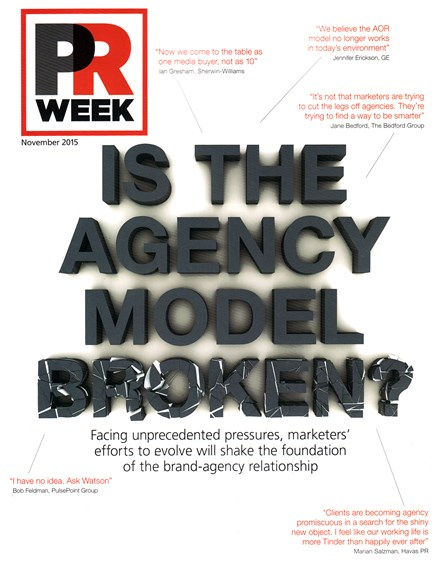 PRWeek Cover - 11/1/2015