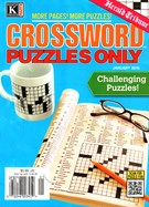 Herald Tribune Crossword Puzzles Magazine 1/1/2016