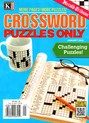 Herald Tribune Crossword Puzzles Magazine | 1/2016 Cover