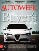 Autoweek Magazine 10/26/2015