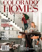 Colorado Homes & Lifestyles Magazine 11/1/2015