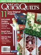 Quick Quilts Magazine 12/1/2015