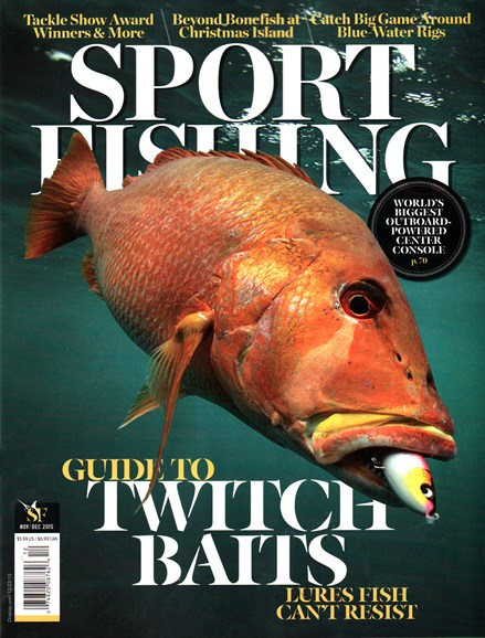 Sport Fishing Cover - 11/1/2015