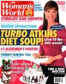 Woman's World Magazine 11/9/2015