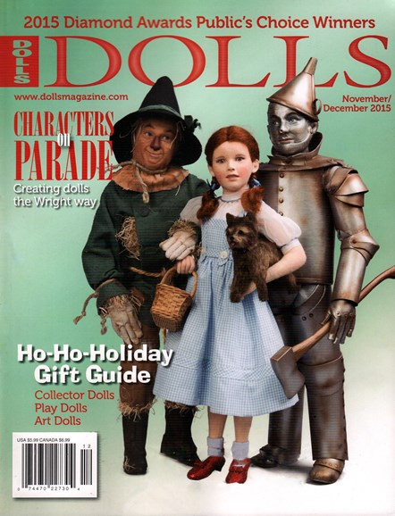 Dolls Cover - 11/1/2015