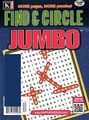 Find and Circle Jumbo Magazine | 12/2015 Cover