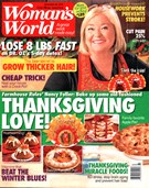 Woman's World Magazine 11/23/2015