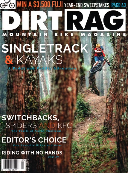 Dirt Rag Cover - 11/15/2015