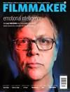 Filmmaker Magazine | 10/1/2015 Cover