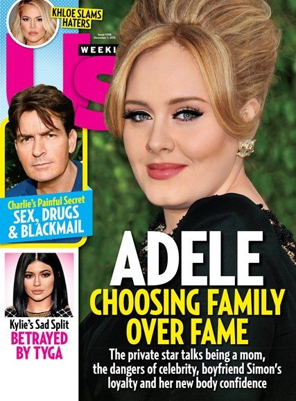 Us Weekly Cover - 12/7/2015