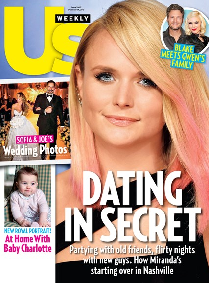 Us Weekly Cover - 12/14/2015