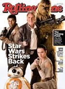 Rolling Stone Magazine 12/17/2015